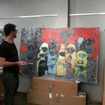 peinture dromadaire11