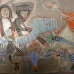 peinture dromadaire2