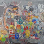 peinture dromadaire5