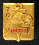 Les insignes sahariennes Dromadaire 14