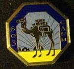 Les insignes sahariennes Dromadaire 23