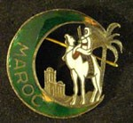 Les insignes sahariennes Dromadaire 24