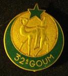 Les insignes sahariennes Dromadaire 5