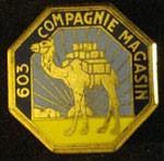 Les insignes sahariennes Dromadaire 7