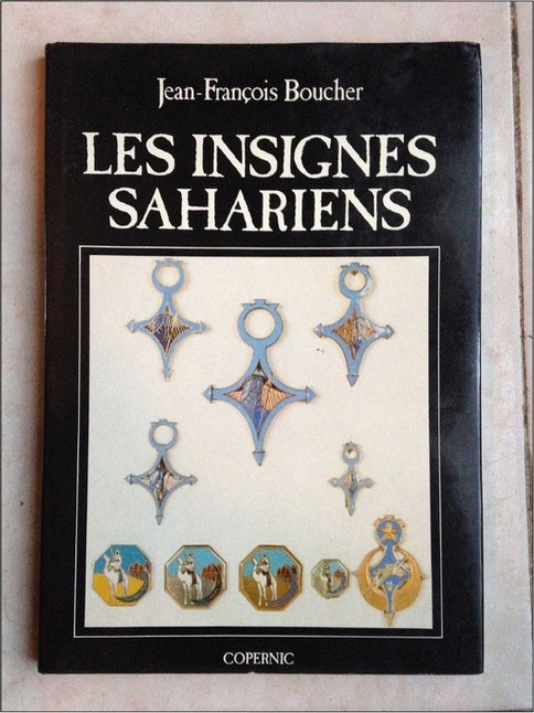livre les insignes sahariens