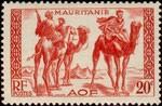 timbre dromadaires 16