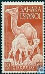 timbre dromadaires 25