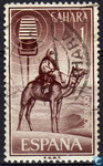 timbre dromadaires 27