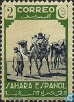 timbre dromadaires 32