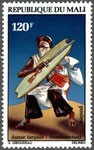 timbre dromadaires 44