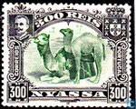 timbre dromadaires 66