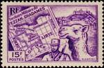 timbre dromadaires 1