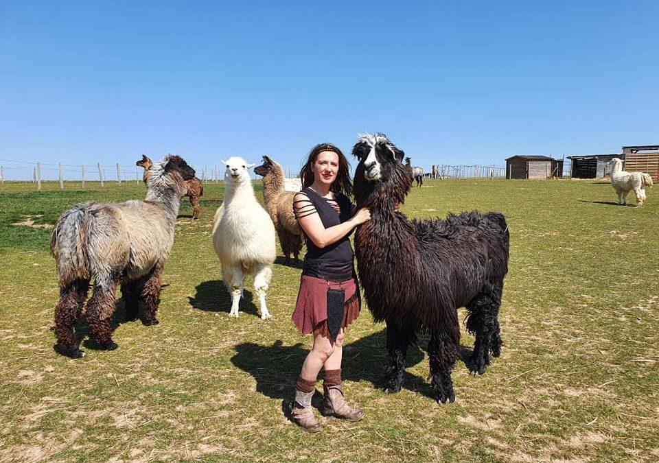 Interview de Charlène Periolat du Centre de formations Lamas des Plaines Tendres Oreilles