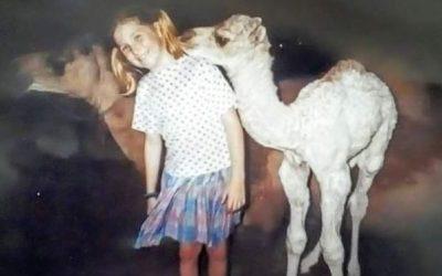 Interview de Lulu Robinson et de ses dromadaires en Australie